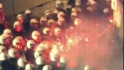 Voetbalsupporters Gent gewond bij confrontatie aan café