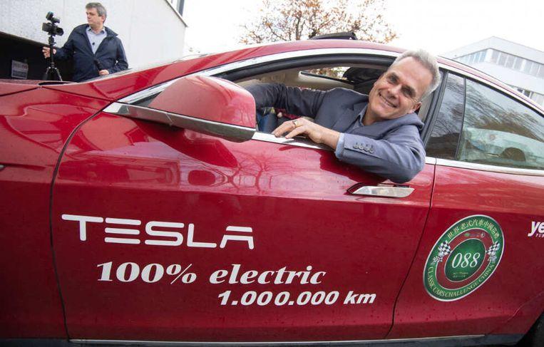 1.000.000 kilometer met een Tesla Model S.