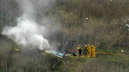 Kobe Bryant en dochter (13) sterven samen in crash