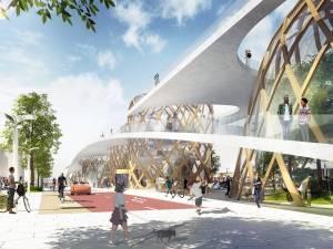 Une oasis de 3 étages entre la Toison d'Or et le bd de Waterloo: le projet audacieux des commerçants du quartier