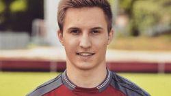 Acht maanden geleden doodverklaard, vorig weekend gewoon op het veld in oefenwedstrijd Nürnberg