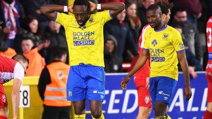 OVERZICHT. Anderlecht en Standard zeker van Play-Off 1. STVV laat zege liggen en moét nu winnen van Gent