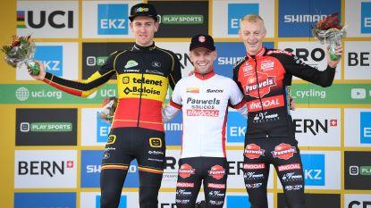Guido Veltmans wint speeldag 2 in Gouden Cross