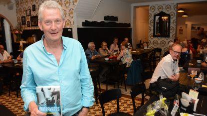 Dirk Bracke stelt nieuw jeugdboek Watervrees voor in Oude Statie waar verhaal zowel begint als eindigt