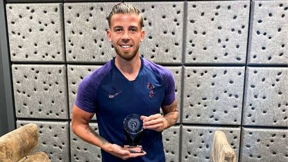 Football Talk. Alderweireld uitgeroepen tot 'Community Champion' bij Tottenham - Ajax blikt terug op CL-winst