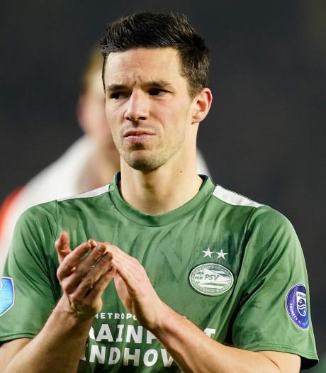 Viergever na bekerblamage PSV: 'We laten de fans en onszelf vallen'