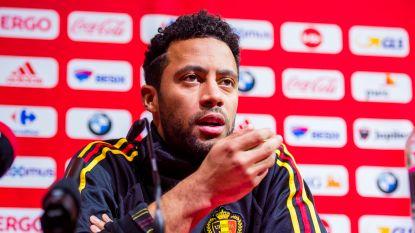 """Dembélé: """"Ik ben een balvaste speler die belangrijk kan zijn voor de Rode Duivels"""""""