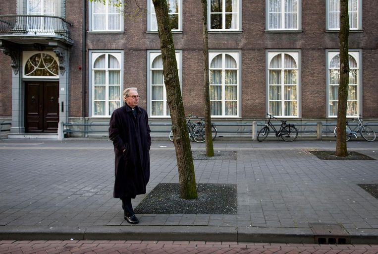 Op weg naar de Sint-Janskathedraal. Beeld Freek van den Bergh / de Volkskrant