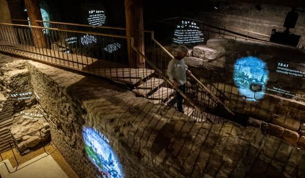 De tweeduizendjarige geschiedenis van Nijmegen ligt letterlijk voor het grijpen