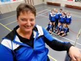 Clubheld Jolanda Maas (VC Vessem): 'Ik vrees dat ik hier de grootste gek ben'