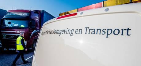 Transportbedrijven verdacht van gerommel met tachografen