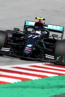 LIVE | Bottas en Hamilton strijden om winst in Oostenrijk, vier teams vechten om derde plek