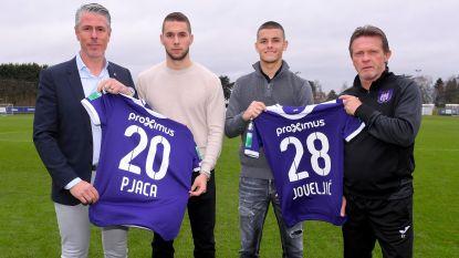 Offensieve versterkingen voor Anderlecht: paars-wit huurt Pjaca van Juventus en haalt Joveljic bij Frankfurt