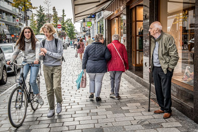 In alle steden is de leegstand toegenomen. Maar Roeselare houdt opmerkelijk goed stand.