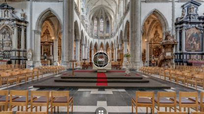 Bewonder de Sint-Martinuskerk in een 360° Virtual Tour