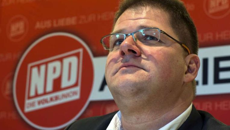 Holger Apfel Beeld ANP