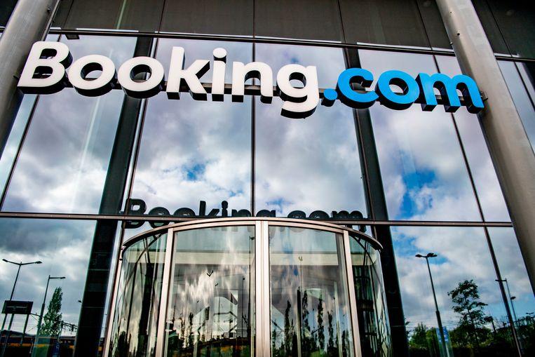 Booking.com ontkent dat strengere voorwaarden een rol hebben gespeeld in de overweging om aanspraak te maken op staatssteun. Beeld Getty