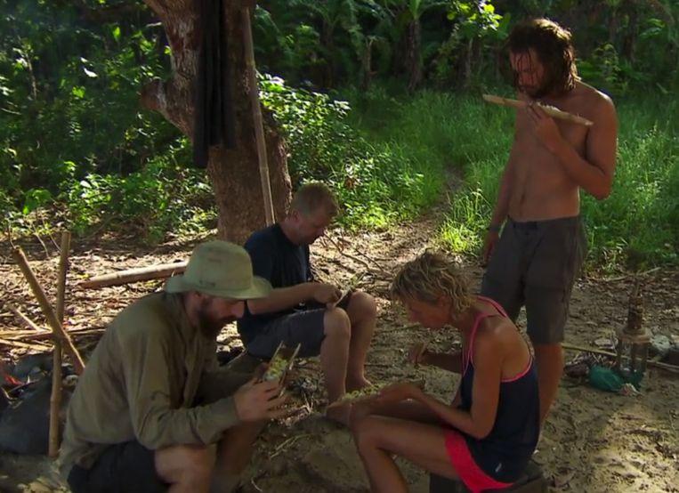 """""""Dankzij 'Expeditie Robinson' sta ik nu anders in het leven. Ik eet ook gezonder"""", vertelt Luc"""