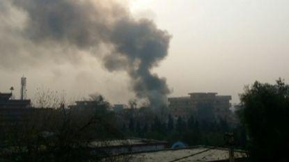 Ontploffing voor gebouw van Save the Children in Afghanistan - minstens 11 gewonden
