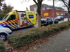 Fietser gewond na aanrijding in Hengelo