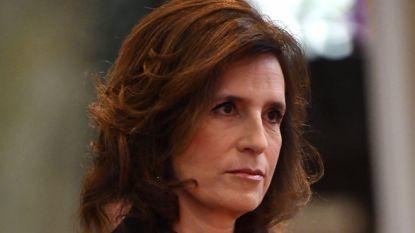 Belgische prinses Esmeralda (63) opgepakt in Londen bij actie radicale klimaatactivisten