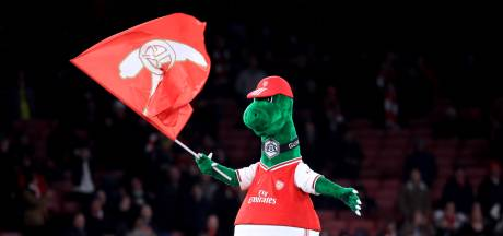 Arsenal-fans laaiend over ontslag trouwe mascotte
