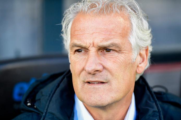 Fred Rutten.