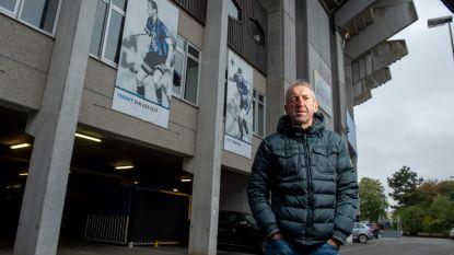 """Franky Van der Elst keert na zeven jaar terug naar Jan Breydel: """"Ik kom liever als toeschouwer dan als trainer"""""""