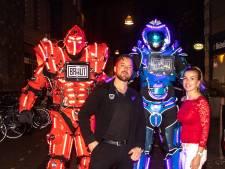Bruut is back: robots stappen rond in Zwols café na granaat-incident