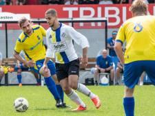 Overzicht: FC Tilburg walst over buurman Sarto heen, HVCH naar finale