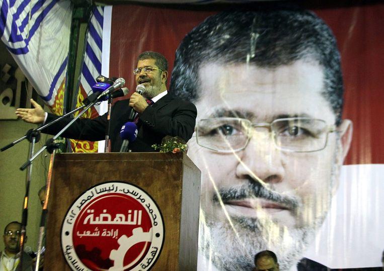 Mohammed Mursi Beeld epa