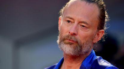 """Radiohead-frontman vindt zichzelf hypocriet: """"Ik strijd voor klimaat, maar vlieg de wereld rond"""""""