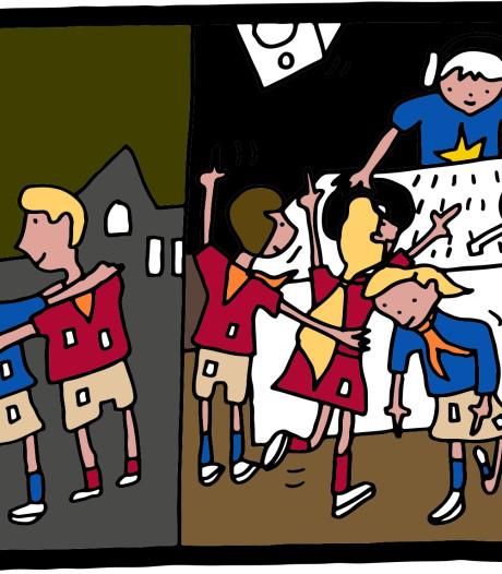 Gezocht: leiders van jeugdbewegingen voor het uitwerken van een Erfgoednachtspel