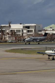 Luchtbrug met Sint Maarten wordt langzaam afgebouwd