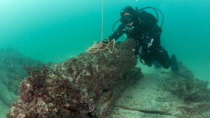 """""""Ontdekking van het decennium"""": eeuwenoud scheepswrak voor Portugese kust"""