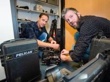 Videomakers van Shoot the Rabbit: thuis in Oldenzaal, korte lijntjes op de Wallen