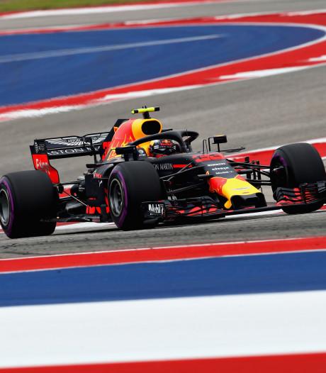 LIVE   Verstappen op tweede plek, Räikkönen aan de leiding