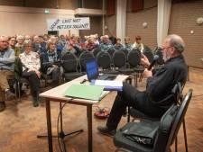 Schaijkenaar Manders voert betoog van vijf kwartier tegen herindeling, maar feiten blijven uit