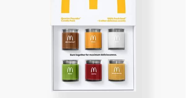 McDonald's brengt kaas met 'Quarter Pounder'-geur op de markt