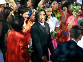 """Kenzo Takada: de rebel die de Parijse mode op zijn kop zette. """"Iedereen die vandaag kleur en humor in zijn ontwerpen steekt, is schatplichtig aan hem"""""""