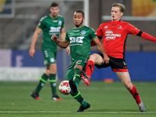 De Graafschap-middenvelder Breinburg verliest opnieuw met Aruba
