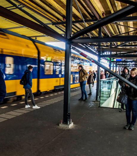 Nog lang niet rustig op station Tilburg: vernieuwing duurt nog járen