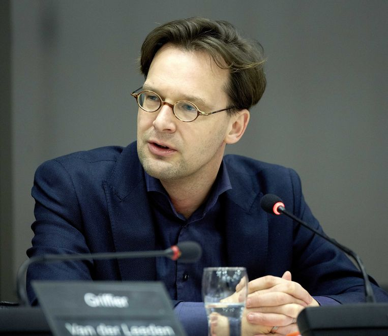SP-Kamerlid Ronald van Raak. Beeld anp