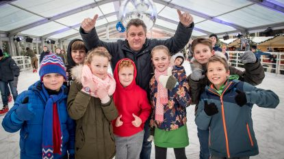 Kerstmarkt is succes: breder publiek, meer schaatsers en zo goed als incidentloos
