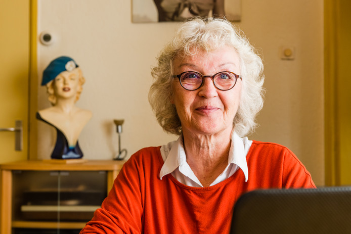Miriam Appels uit Driebergen.