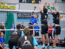 Volleyballers Renswouw herpakken zich en winnen overtuigend van AETOS