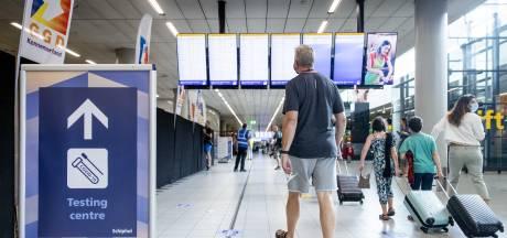 Felle kritiek Kamer op sluiting teststraat Schiphol; 'belachelijk'