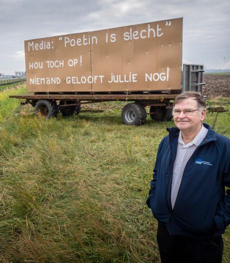 Bioboer Hugo Jansen uit Ossendrecht: 'Ik ben Israël-kritisch, geen antisemiet'