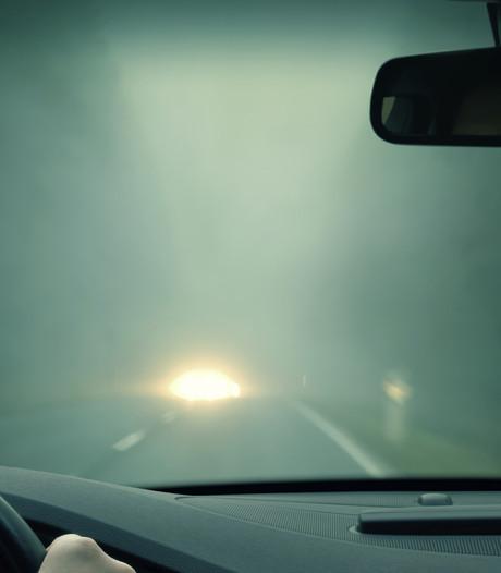 Code geel in Brabant vanwege dichte mist