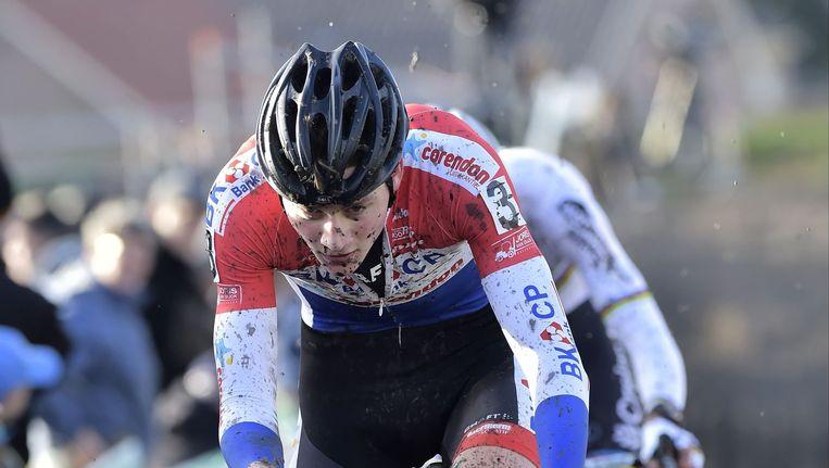 Mathieu van der Poel. Beeld photo_news